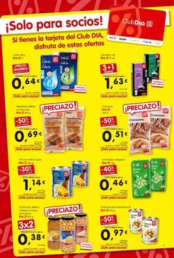 Ofertas de Arroz, pasta y legumbres  en el folleto de Dia en Zamora