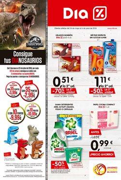 Ofertas de Dia  en el folleto de Murcia