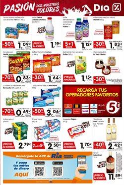 Ofertas de Puleva  en el folleto de Dia en Murcia