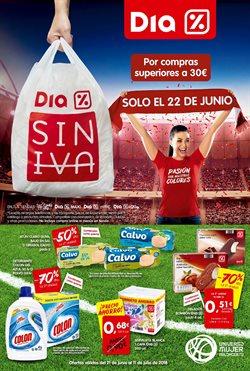 Ofertas de Dia  en el folleto de Ourense