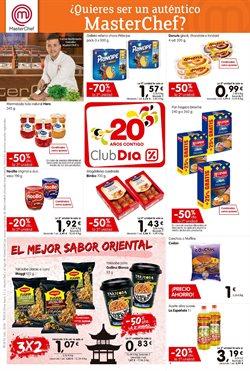 Ofertas de La Lechera  en el folleto de Dia en Murcia