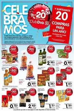 Ofertas de Lentejas  en el folleto de Dia en Sevilla