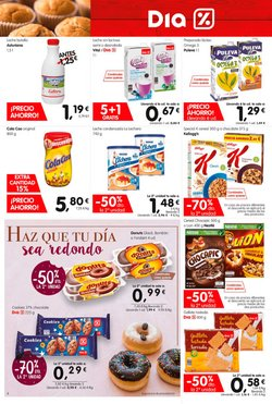 Ofertas de Cola Cao  en el folleto de Dia en Madrid