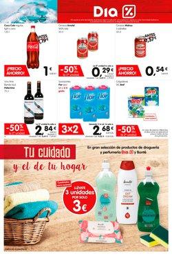 Ofertas de Vino  en el folleto de Dia en Madrid