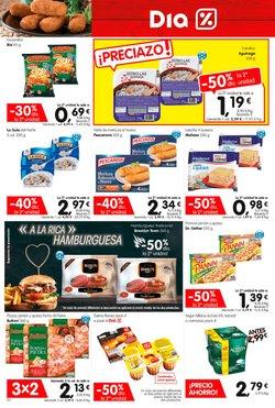 Ofertas de Pizza  en el folleto de Dia en Murcia
