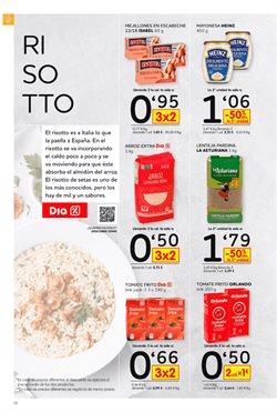 Ofertas de Salsas  en el folleto de Dia en Ronda