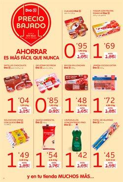 Ofertas de Loncheados  en el folleto de Dia en Murcia
