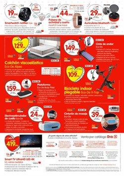 Ofertas de Auriculares bluetooth  en el folleto de Dia en Madrid