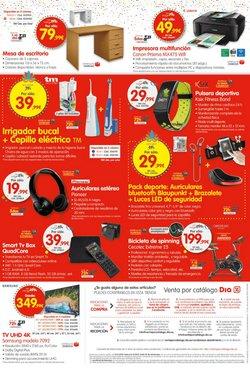 Ofertas de Complementos  en el folleto de Dia en Madrid