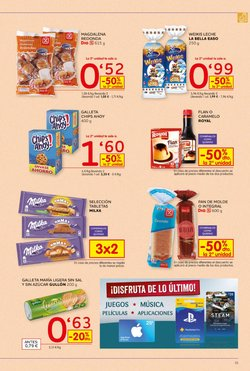Ofertas de Chocolate  en el folleto de Dia en Barcelona