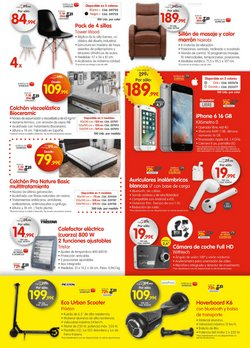 Ofertas de Hoverboard  en el folleto de Dia en Sevilla