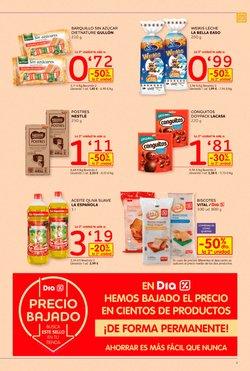 Ofertas de Chocolate  en el folleto de Dia en Alicante
