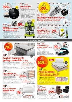 Ofertas de Robot aspirador  en el folleto de Dia en Madrid