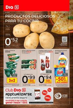 Ofertas de Dia  en el folleto de Ceutí
