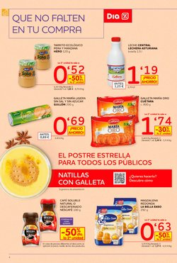 Ofertas de Galletas María  en el folleto de Dia en Madrid