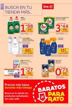 Ofertas de Dove  en el folleto de Dia en Murcia