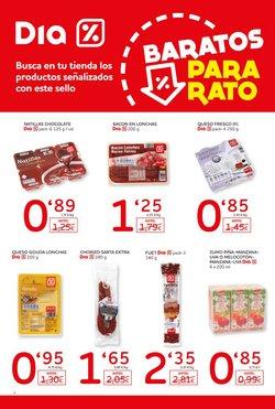 Ofertas de Danet  en el folleto de Dia en Palencia