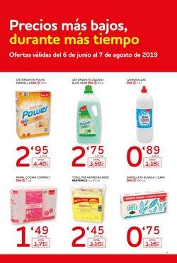 Ofertas de Cuidado del bebé  en el folleto de Dia en Barcelona