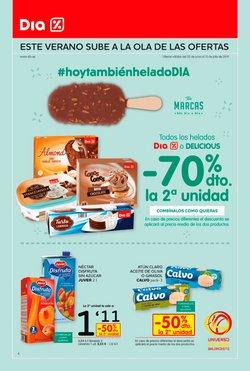 Ofertas de Dia  en el folleto de Valladolid