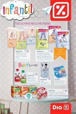 Ofertas de Dia  en el folleto de Badalona