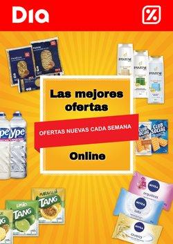 Catálogo Dia Supermercados en Barcelona ( 3 días más )