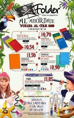 Ofertas de Folder  en el folleto de Madrid