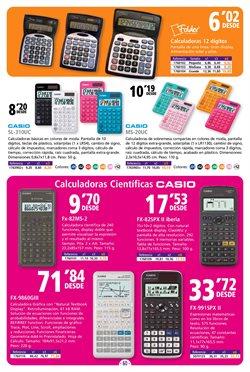 Ofertas de Calculadora en Folder
