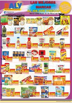 Ofertas de Baly Supermercados  en el folleto de Fuengirola
