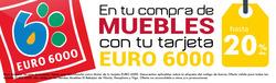 Ofertas de Muebles El Rebajón  en el folleto de Vigo