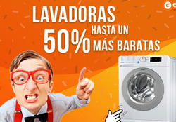 Ofertas de Lavadora carga frontal  en el folleto de Eureka Electrodomésticos en Ronda