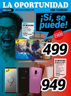 Ofertas de La Oportunidad  en el folleto de Córdoba