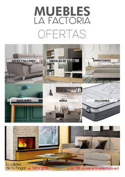 Ofertas de Munich en el catálogo de Muebles La Factoría ( Publicado hoy)