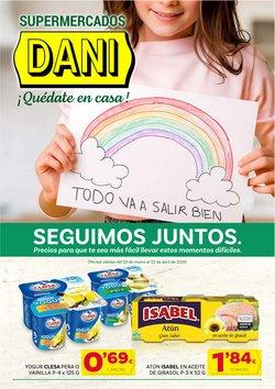 Catálogo Supermercados Dani en Zubia ( 23 días más )