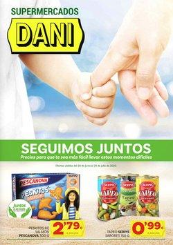 Catálogo Supermercados Dani en Granada ( 17 días más )
