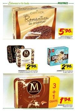 Ofertas de Almendras en Supermercados Dani