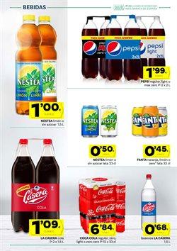 Ofertas de Gaseosa en Supermercados Dani