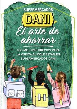 Ofertas de Supermercados Dani en el catálogo de Supermercados Dani ( 12 días más)