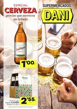 Ofertas de Supermercados Dani en el catálogo de Supermercados Dani ( Caducado)