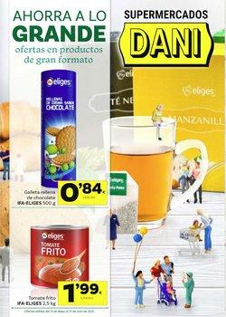 Ofertas de Supermercados Dani en el catálogo de Supermercados Dani ( 17 días más)
