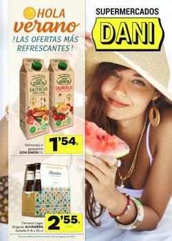 Ofertas de Supermercados Dani en el catálogo de Supermercados Dani ( 2 días más)