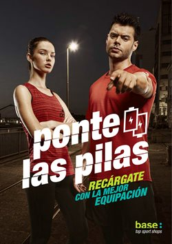 Ofertas de Deporte  en el folleto de Base en Madrid