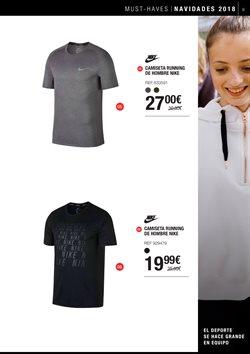 Ofertas de Camiseta de deporte  en el folleto de Base en Valladolid