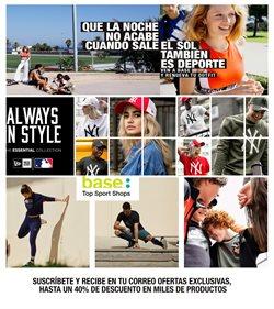 Ofertas de Base  en el folleto de Prat de Llobregat