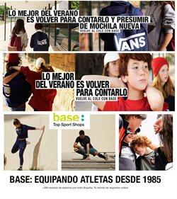 Ofertas de Base  en el folleto de Torrejón