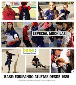 Ofertas de Base  en el folleto de Barcelona