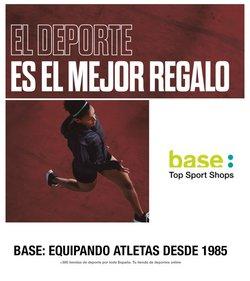 Ofertas de Deporte  en el folleto de Base en Dénia