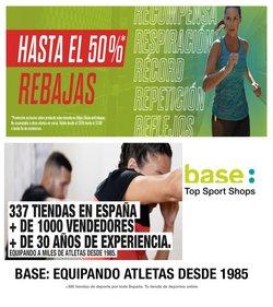 Ofertas de Deporte en el catálogo de Base en Estepona ( Más de un mes )