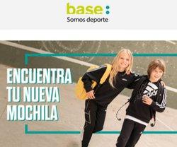 Ofertas de Deporte en el catálogo de Base ( Caduca mañana)
