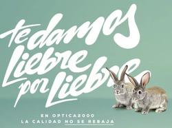 Ofertas de Optica 2000  en el folleto de León