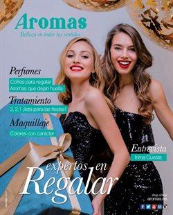 Ofertas de Perfumerías y belleza  en el folleto de Perfumerías Aromas en Chiclana de la Frontera